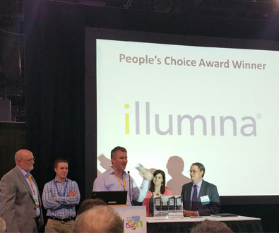 NextBio Clinical Wins People's Choice Award at Bio-IT World