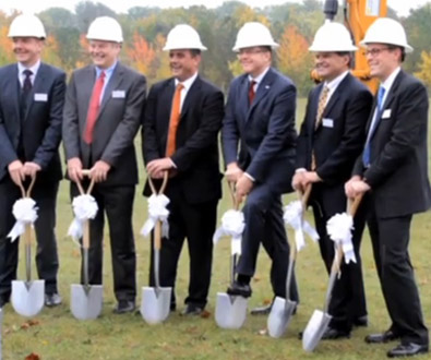 Illumina Breaks Ground in UK