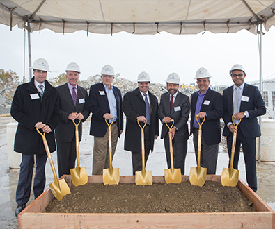 Illumina Breaks Ground on New Facility in Foster City