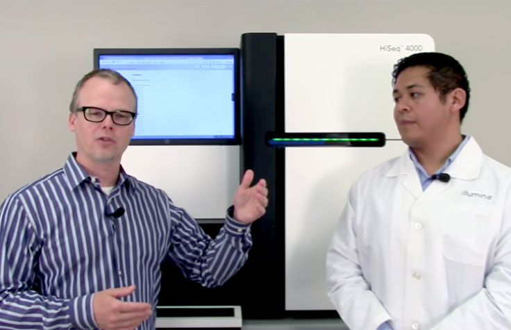 Exome Sequencing on the HiSeq 4000 System