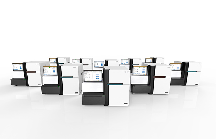 Illumina High Throughput Sequencing Portfolio Video
