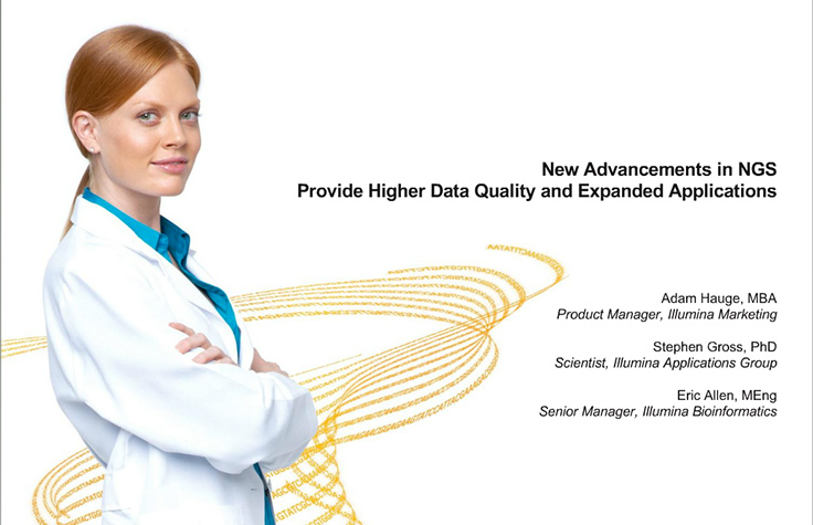 Higher Data Quality and Expanded Applications